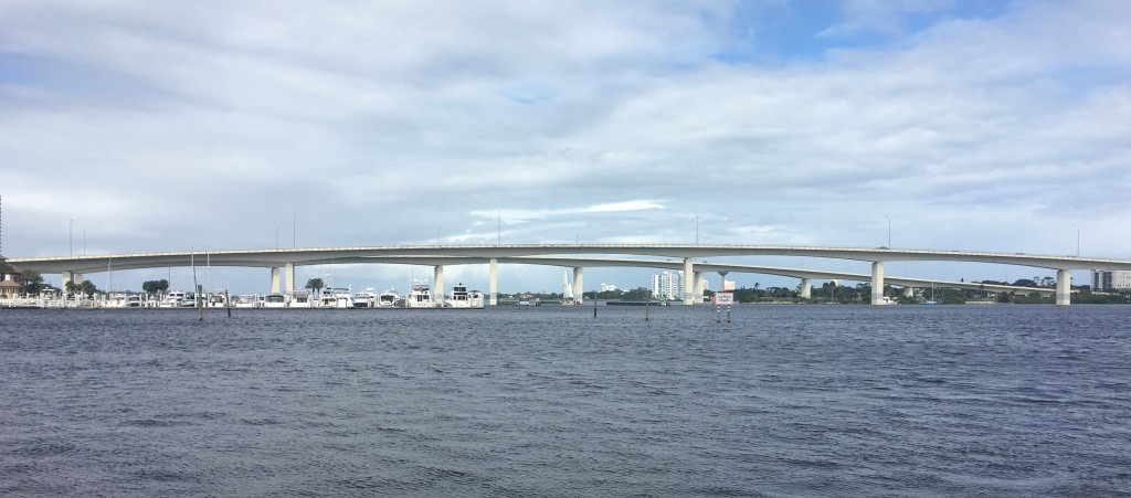 Bridge into Daytona Beach